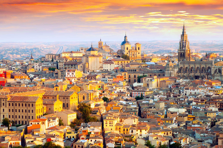 טולדו ירושלים של ספרד